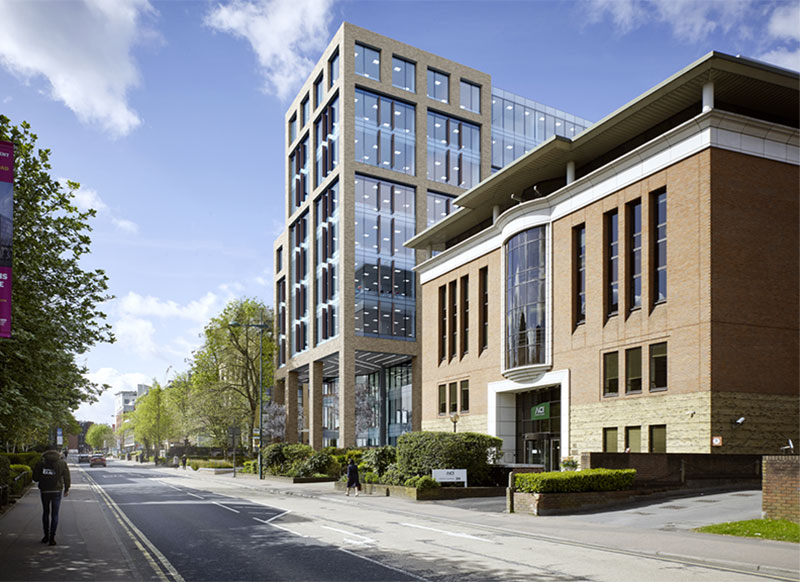 Seven Capital set to start work on 101,000 sq ft Watford office scheme - 53 Clarendon Road