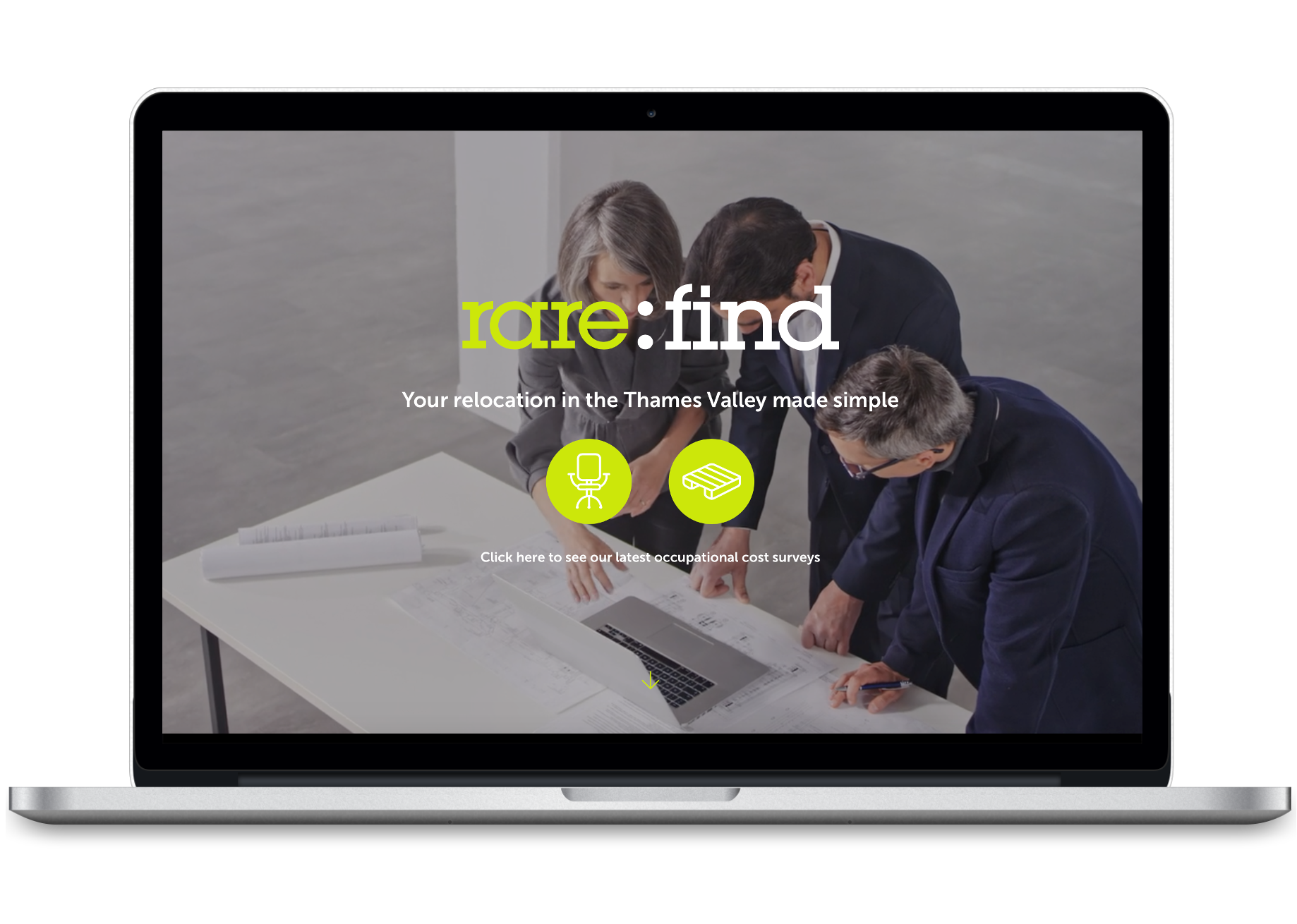 RARE:Find Launch New Occupier Website & Guides
