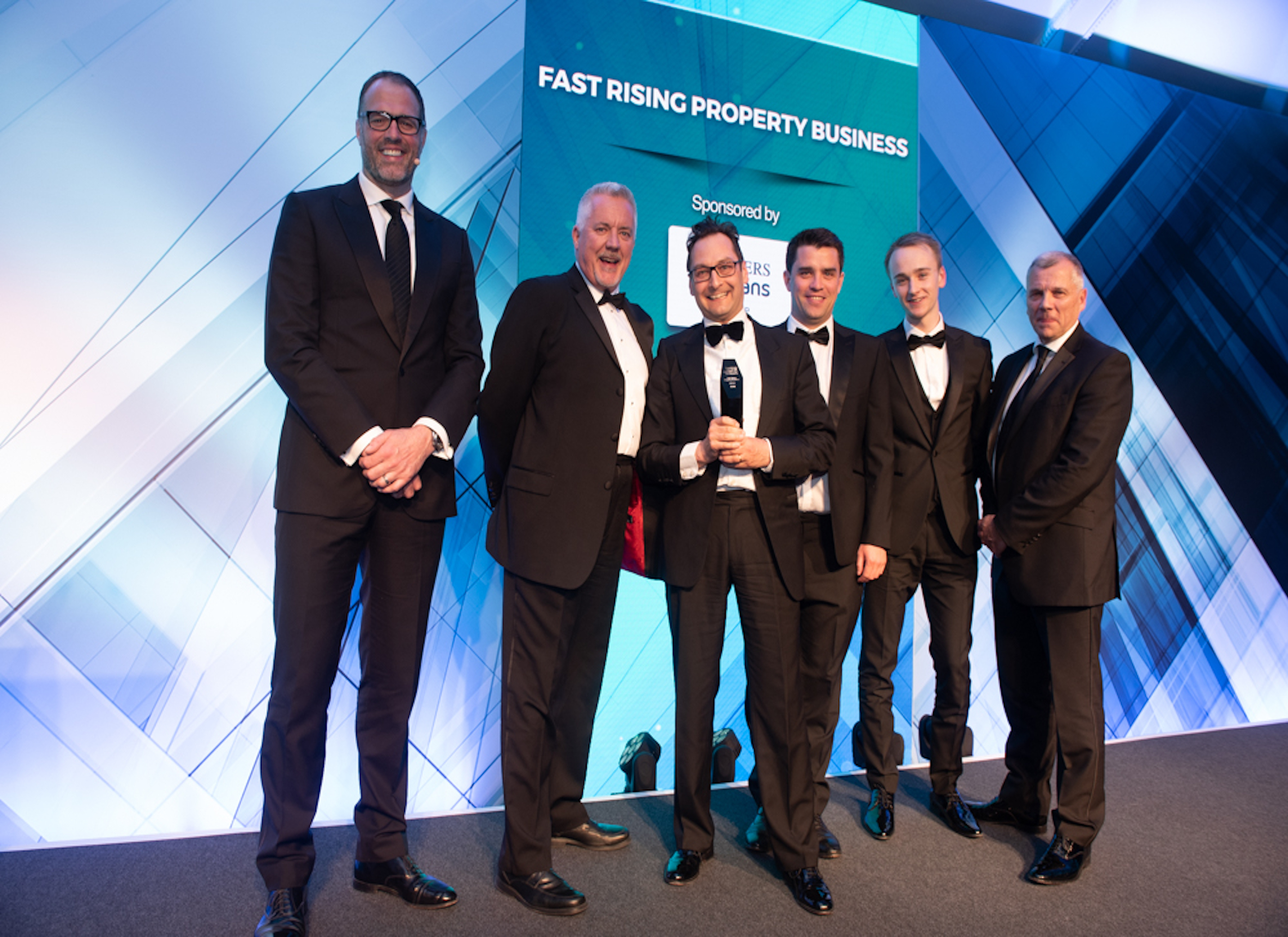 Winners of Fastest Rising Property Business